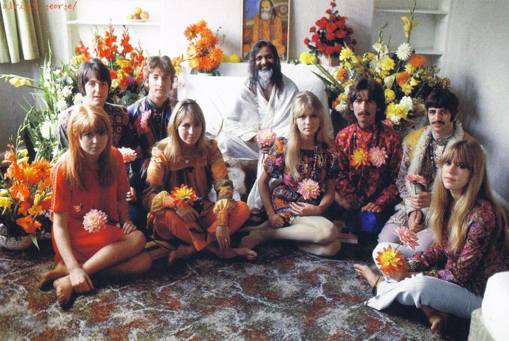 Beatles Ashram wallpapers HD