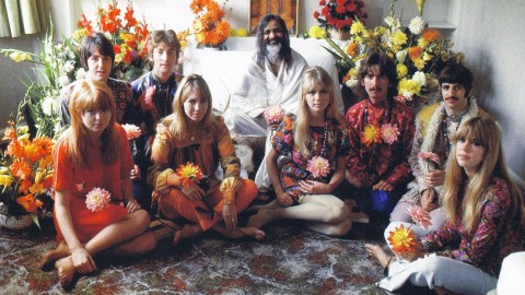 Beatles Ashram wallpapers high quality