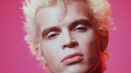 Billy Idol Wallpaper For PC