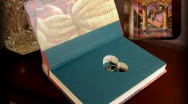 Book Ring Heart Image Download