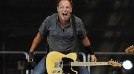 Bruce Springsteen Desktop Wallpaper HD
