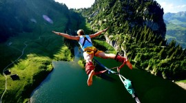 Bungee Jumping Wallpaper Download