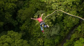 Bungee Jumping Wallpaper For Desktop