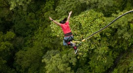 Bungee Jumping Wallpaper For PC