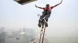 Bungee Jumping Wallpaper Free