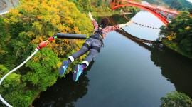 Bungee Jumping Wallpaper HD