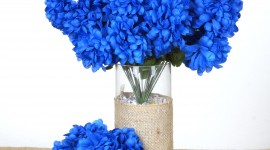 Chrysanthemum Bouquet Wallpaper Free