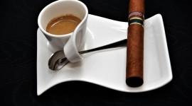 Coffee And Cigarettes Desktop Wallpaper