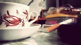 Coffee And Cigarettes Photo Download