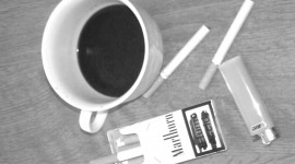 Coffee And Cigarettes Picture Download
