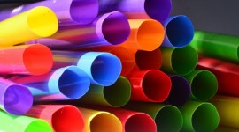 Colorful Tubes Photo Download