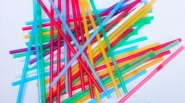 Colorful Tubes Photo Free