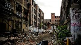 Cuban Slums High Quality Wallpaper