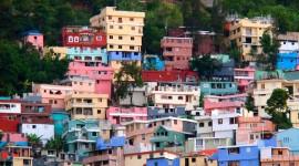 Cuban Slums Wallpaper Background