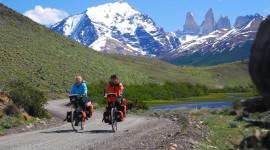 Cycling Trip Desktop Wallpaper HD