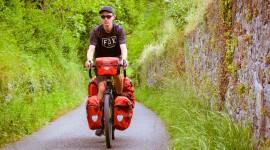 Cycling Trip Wallpaper 1080p