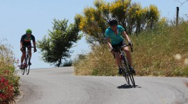Cycling Trip Wallpaper