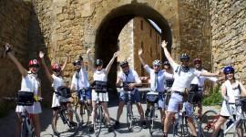 Cycling Trip Wallpaper HQ