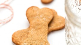 Dog Cookies Wallpaper For IPhone Free