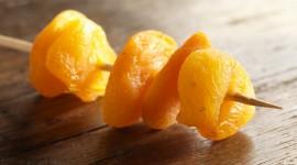 Dried Apricots Desktop Wallpaper