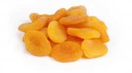Dried Apricots Wallpaper