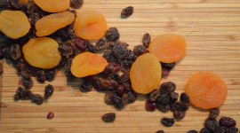 Dried Apricots Wallpaper High Definition