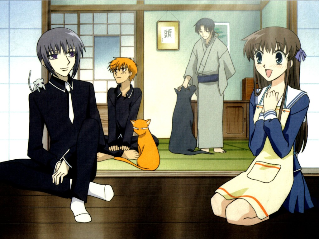 Fruits Basket wallpapers HD