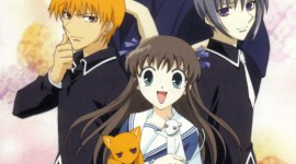 Fruits Basket Wallpaper For IPhone