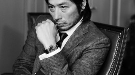 Hiroyuki Sanada Wallpaper For IPhone