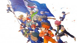 Inazuma Eleven Orion No Kokuin Photo