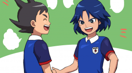 Inazuma Eleven Orion No Kokuin Picture