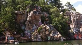 Jump Off A Cliff Wallpaper Full HD