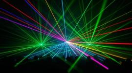 Laser Show Desktop Wallpaper