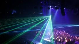 Laser Show Desktop Wallpaper HD