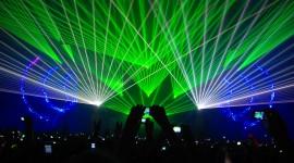 Laser Show Photo