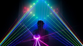 Laser Show Photo Free