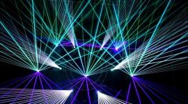 Laser Show Wallpaper For Desktop