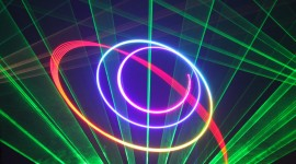 Laser Show Wallpaper Free
