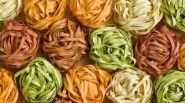 Multi-Colored Pasta Wallpaper Gallery