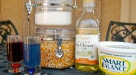 Multi Colored Popcorn Photo#1