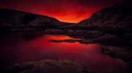Nature Twilight Desktop Wallpaper HD
