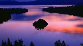 Nature Twilight Photo