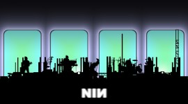 Nine Inch Nails Desktop Wallpaper HQ