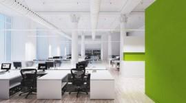 Open Space Office Wallpaper For Desktop