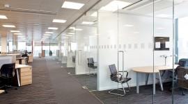 Open Space Office Wallpaper HQ