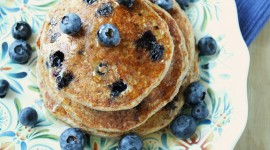 Pancakes With Cottage Cheese Wallpaper