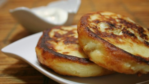 Pancakes With Cottage Cheese wallpapers high quality