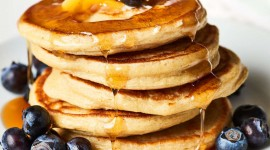 Pancakes With Cottage Cheese Wallpaper For IPhone Download