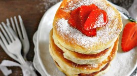 Pancakes With Cottage Cheese Wallpaper For PC
