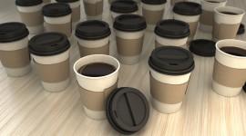 Paper Cups Wallpaper Download